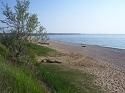 пляж Любимовка